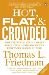Hot  Flat  and Crowded | Thomas L. Friedman |
