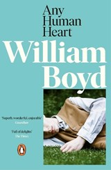 Any Human Heart | William Boyd |