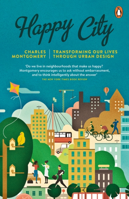 Happy city | Charles Montgomery |