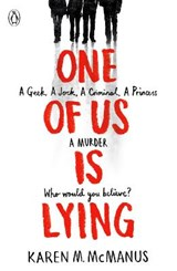 One of us is lying | Karen McManus | 9780141375632