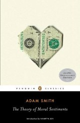 Theory of moral sentiments | Adam Smith |