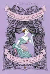 Three Novels of New York | Edith Wharton |