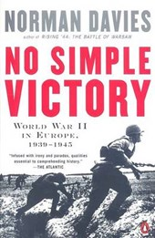No Simple Victory | Norman Davies |