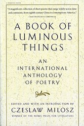 A Book of Luminous Things