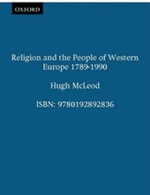 Religion and the people of Western Europe, 1789-1989