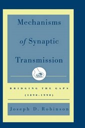 Mechanisms of synaptic transmission
