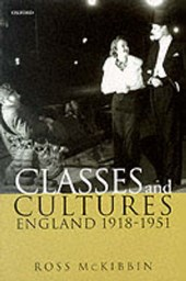 Classes and Cultures