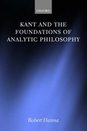 Kant and the Foundations of Analytic Philosophy