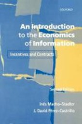 An Introduction to the Economics of Information