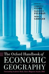 Oxford Handbook of Economic Geography
