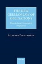The New German Law of Obligations