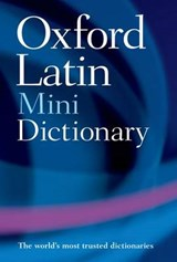 Oxford Latin Mini Dictionary | James Morwood | 9780199534388