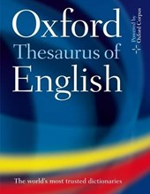 Oxford Thesaurus of English  s au