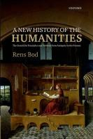 New History of the Humanities | Rens Bod |