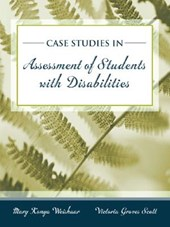 Cases Studies In Assesment Of Students Withe Disabilities