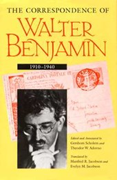 The Correspondence of Walter Benjamin, 1910-1940