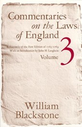 Commentaries on the Laws of England V