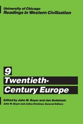 University of Chicago Readings in Western Civilization - 20th Century Europe V 9