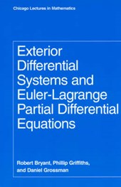 Exterior Differential Systems & Euler-Lagrange Partial Differential Equations