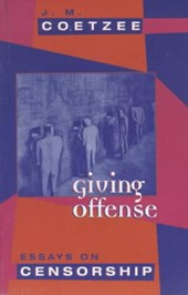 Giving Offense - Essays on Censorship (Paper)