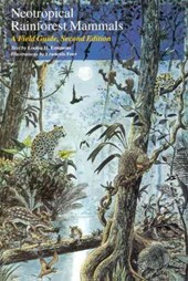 Neotropical Rainforest Mammals - A Field Guide