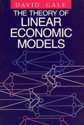 The Theory of Linear Economic Models