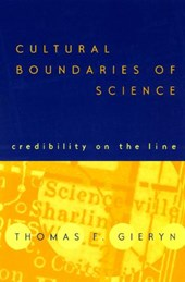 Cultural Boundaries of Science - Credibility on the Line (Paper)