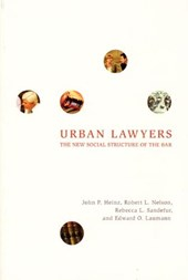 Urban Lawyers - The New Social Structure of the Bar