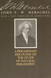 Preliminary Discourse on the Study of Natural Philosophy