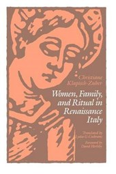 Women, Family, & Ritual in Renaissance Italy