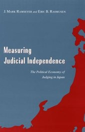 Measuring Judicial Independence - The Political Economy of Judging in Japan