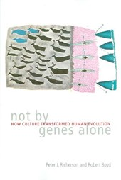 Not by Genes Alone - How Culture Transformed Human  Evolution
