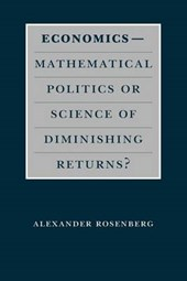 Economics-Mathematical Politics or Science of Diminishing Returns? (Paper)