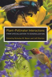 Plant-Pollinator Interactions - From Specialization to Generalization