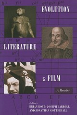 Evolution, Literature, and Film | Brian Boyd |
