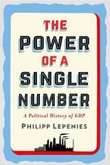 Power of a Single Number | Philipp Lepenies | 9780231175104