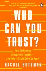 Who can you trust? | Rachel Botsman | 9780241296189
