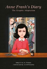 Anne Frank's Fiary: The Graphic Novel | Anne Frank&, David Polonsky | 9780241978641