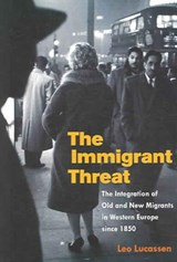 Immigrant Threat | Leo Lucassen |