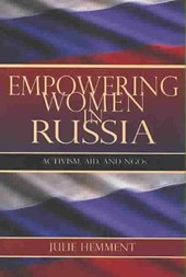 Empowering women in Russia
