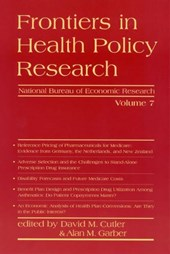 Frontiers in Health Policy Research V 7