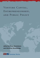 Venture Capital, Entrepreneurship, and Public Policy
