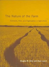 The Nature of the Farm - Contracts, Risk and Organization in Agriculture