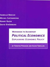 Workbook to Accompany Political Economics - Explaining Economic Policy