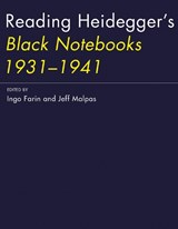 Reading Heidegger's Black Notebooks 1931--1941 | Farin | 9780262535151