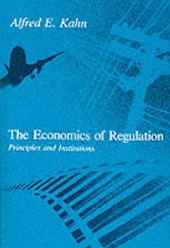 Economics of Regulation