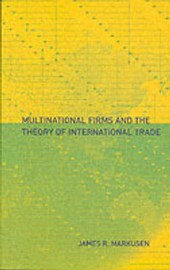 Multinational Firms and the Theory of International Trade