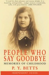 People Who Say Goodbye