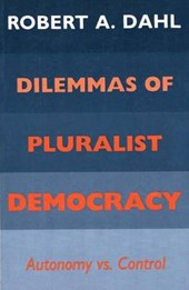 Dilemmas Pluralist Democracy (Paper)