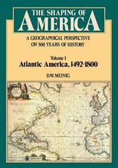 Shaping of America V 1 - A Geographical Perspective on 500 Years of History  (Paper)